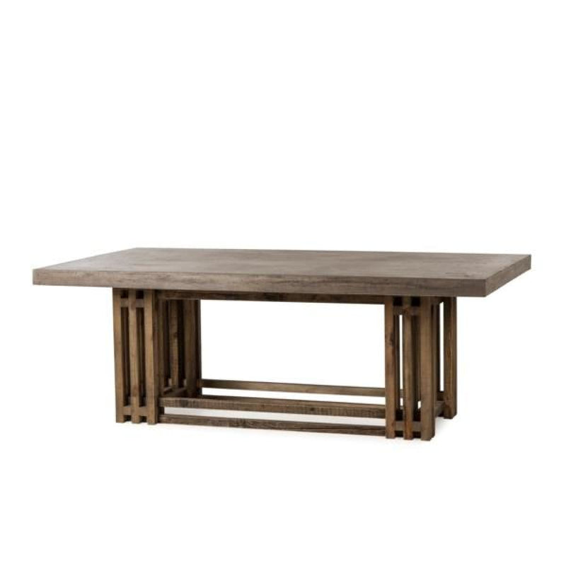 CARSON DINING TABLE - Dining Tables