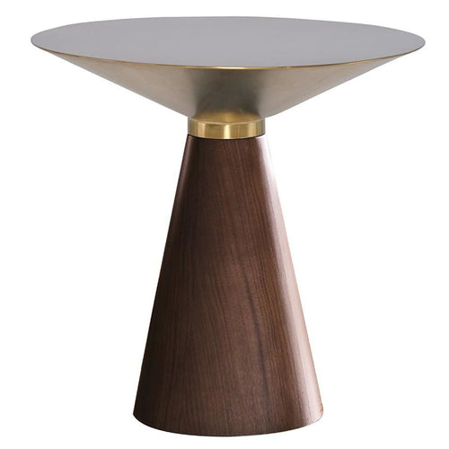 CELESTE SIDE TABLE GOLD