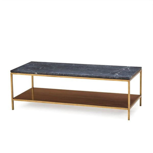 CHARLY COFFEE TABLE- SMALL / RECTANGLE - Coffee Table