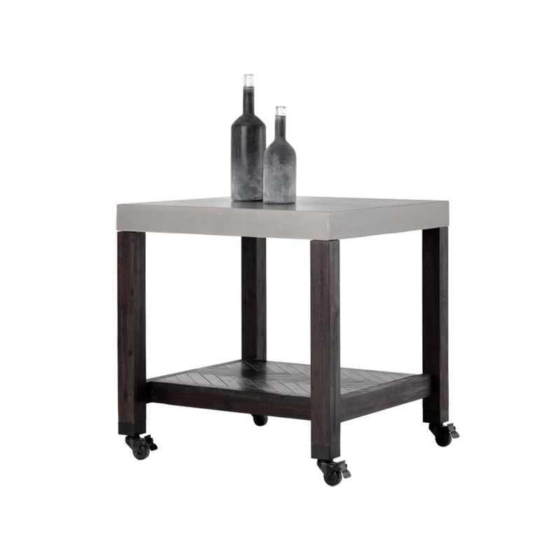 DAVENEY COUNTER TABLE - SMALL - 35.5""