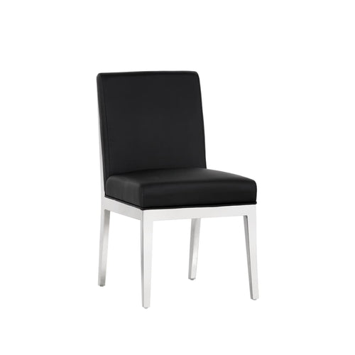 DIEGO DINING CHAIR BLACK