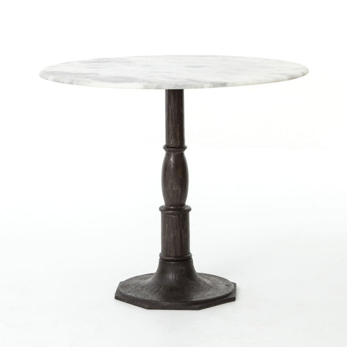 DONAHUE BISTRO TABLE 36''-CARBON WASH
