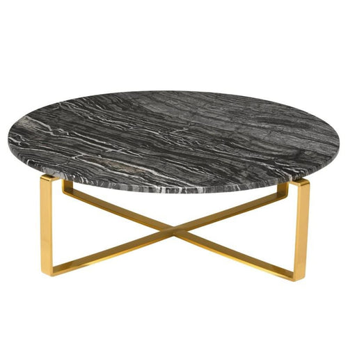 EAVAN COFFEE TABLE BLACK - COFFEE TABLE