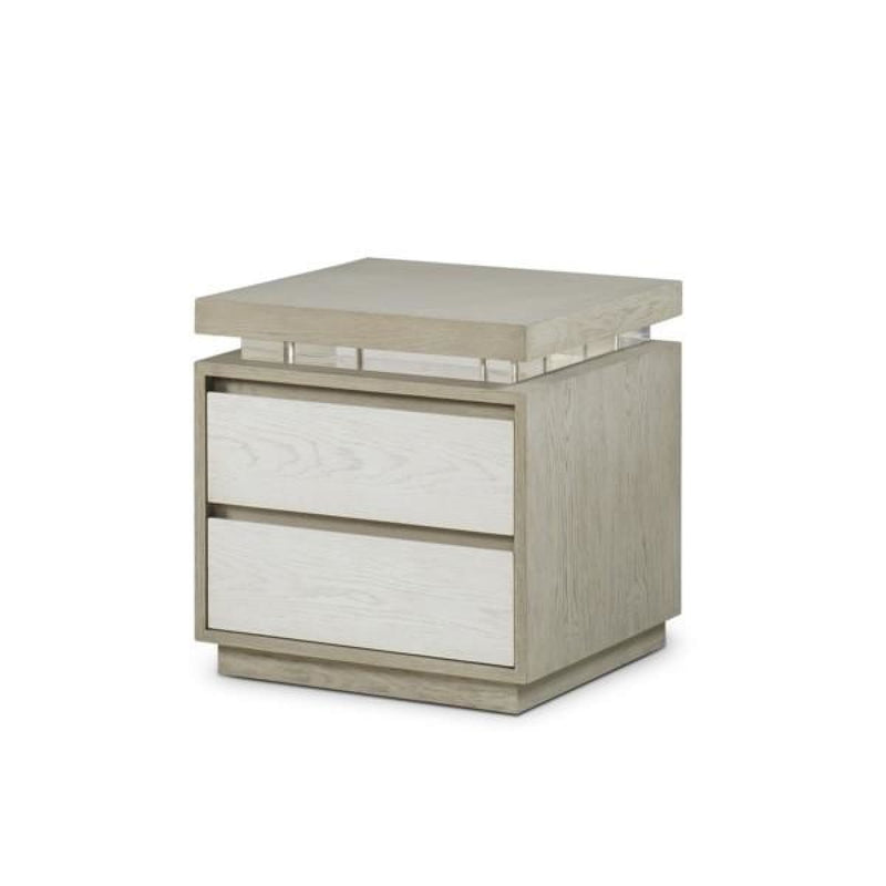 ELKANA NIGHTSTAND - 2 DRAWER - Night Stand