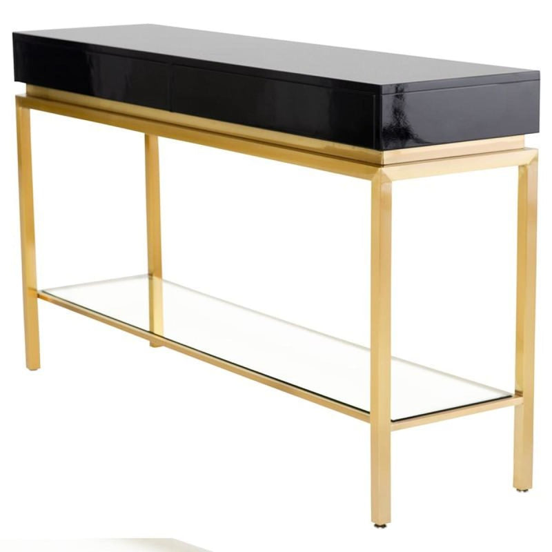 EMMALYN CONSOLE BLACK