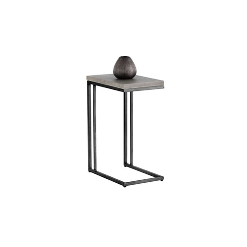 FORSETI C SHAPED END TABLE