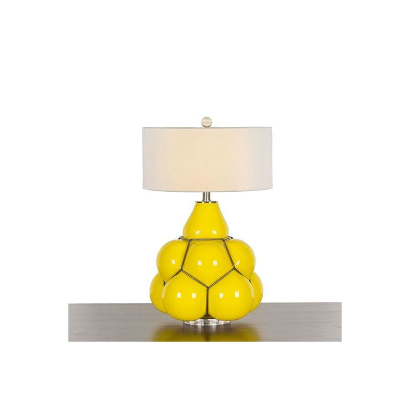 FRANCISCA LAMP YELLOW - LIGHTING