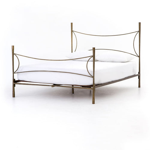 FRANKY QUEEN BED - Beds