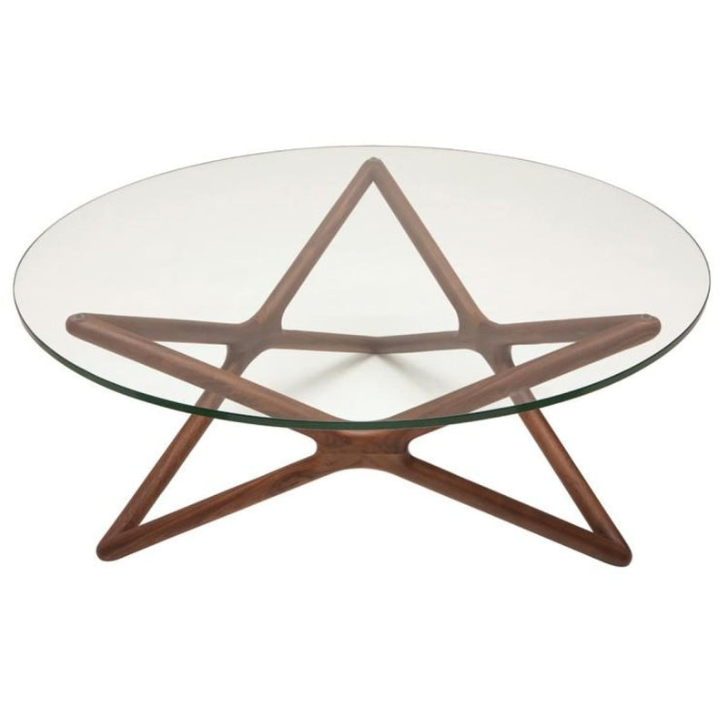 FRISCO COFFEE TABLE CLEAR