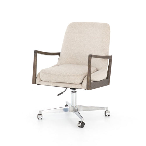 GABIAN DESK CHAIR-LIGHT CAMEL