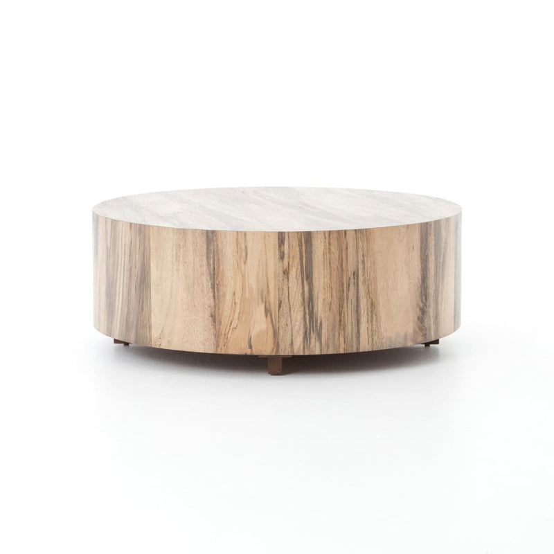 GARTON COFFEE TABLE SPALTED PRIMAVERA - Coffee Table