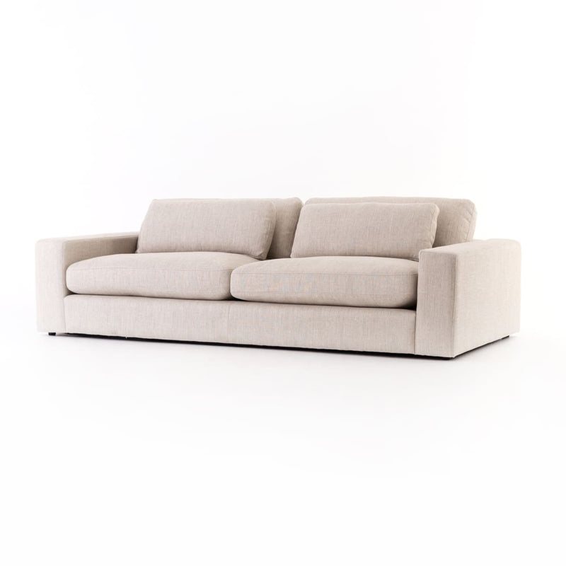 "GINEVRA 98"" SOFA ESSENCE NATURAL"