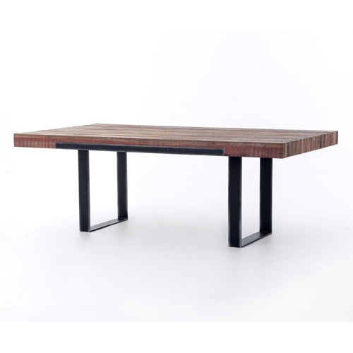 "GRADY 84"" DINING TABLE"