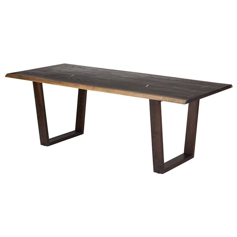 HANNAH DINING TABLE SEARED 94 - DINING TABLE