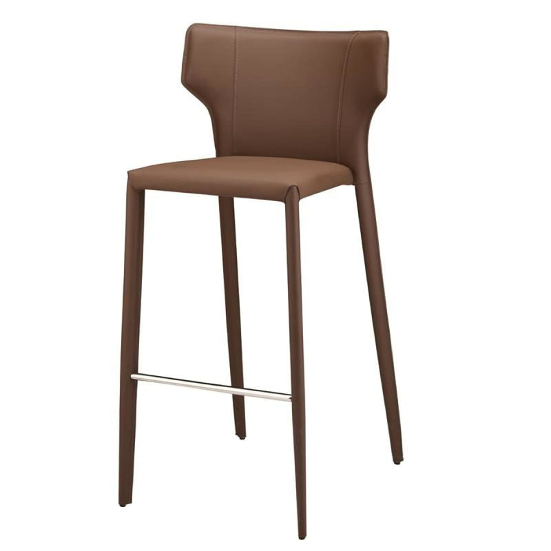 INTEUS BAR STOOL MINK