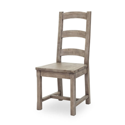 IRISH WAY DINING CHAIR-SUNDRIED ASH
