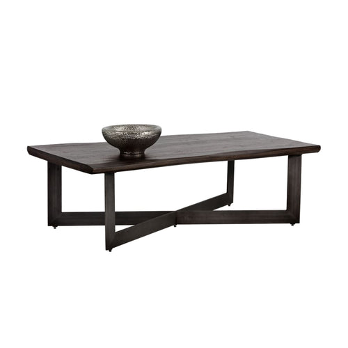 JERIAH COFFEE TABLE - RECTANGULAR