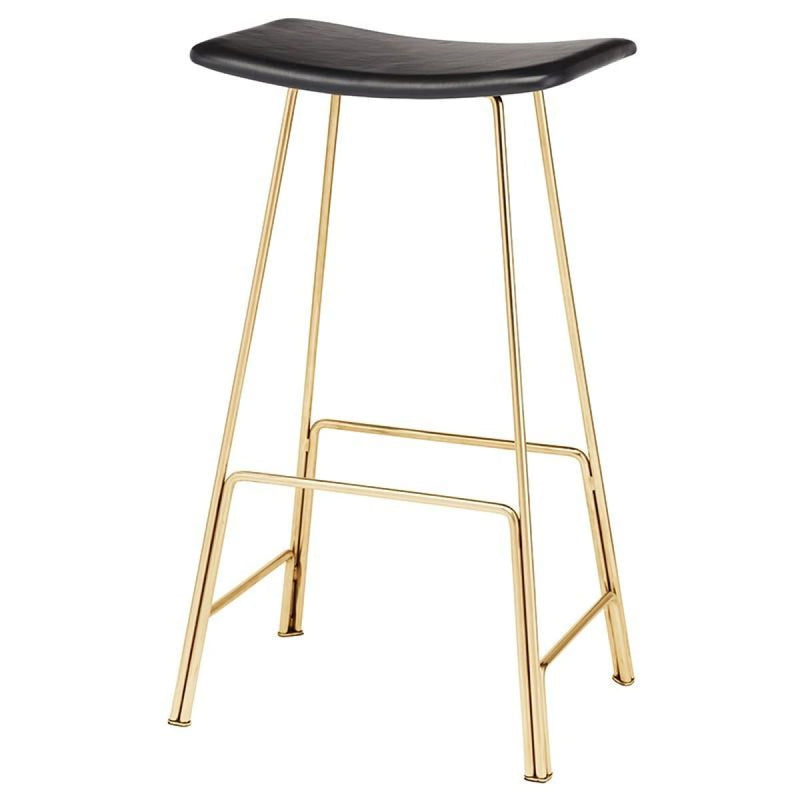 LEMUEL BAR STOOL BLACK - Barstool