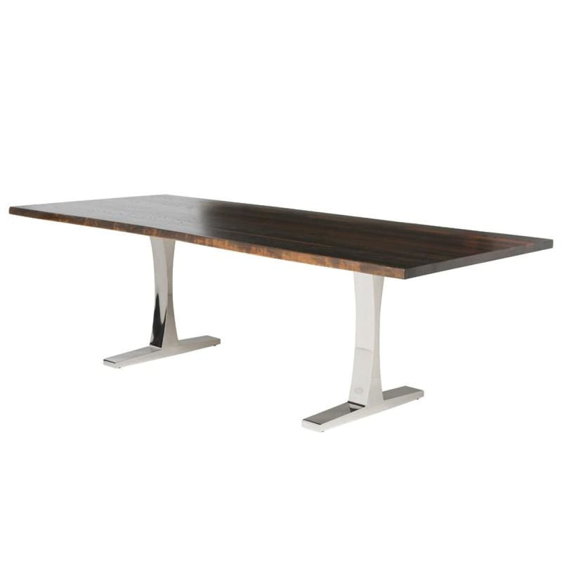 LEROUX DINING TABLE SEARED