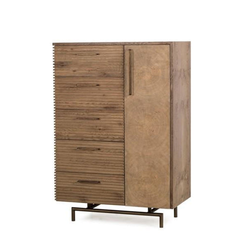 MAERA CHEST - 5 DRAWER - DRESSER