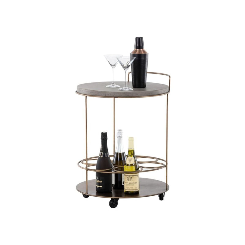MAISIE BAR CART - End tables