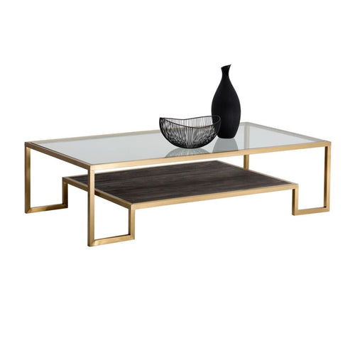 MALVINIA COFFEE TABLE - Coffee Table