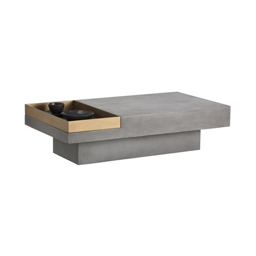 MUNRO COFFEE TABLE - RECTANGULAR - COFFEE TABLE