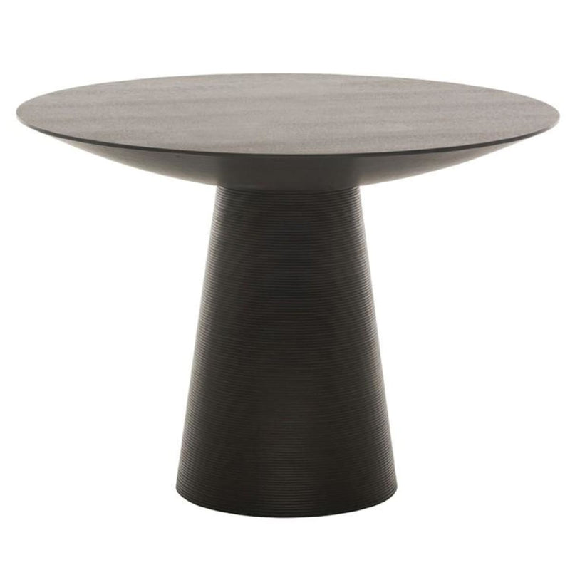 NASIMA DINING TABLE BLACK 61""