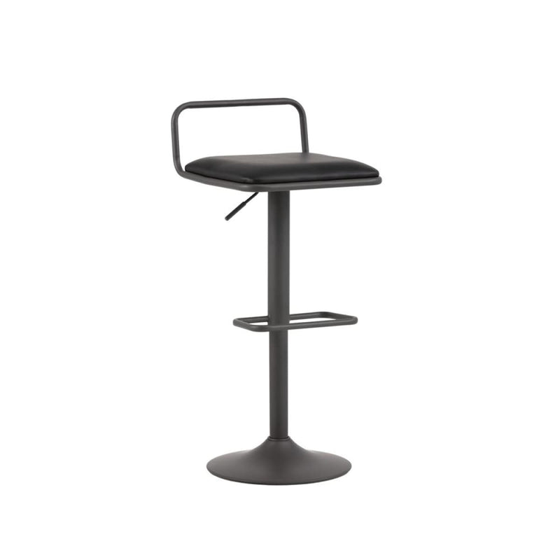 QUILLON ADJUSTABLE BARSTOOL