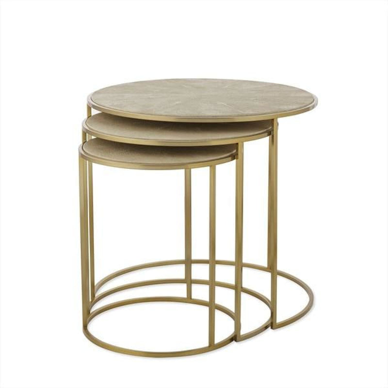 REDLEY NESTING TABLE - End tables