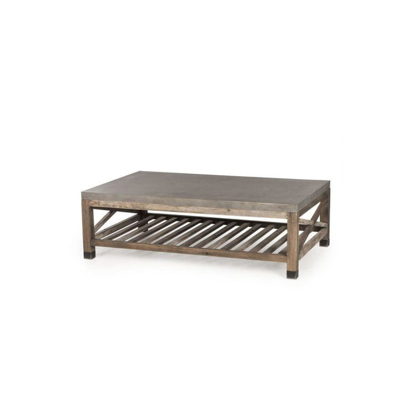 REID COFFEE TABLE - Coffee Table