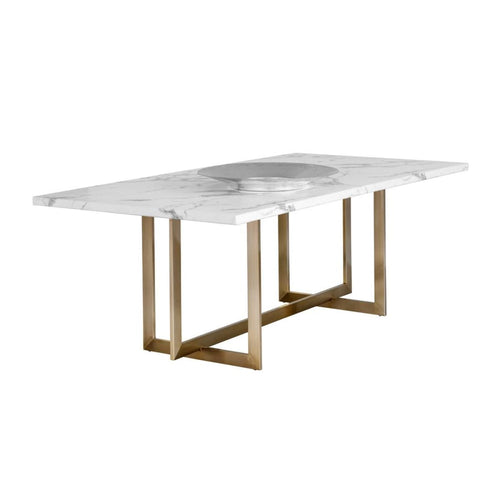 TADEO DINING TABLE - 86.5""