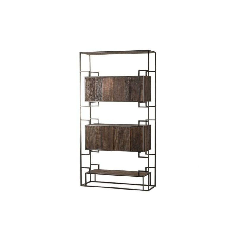 TALLON BOOKCASE - PEROBA - Book shelf