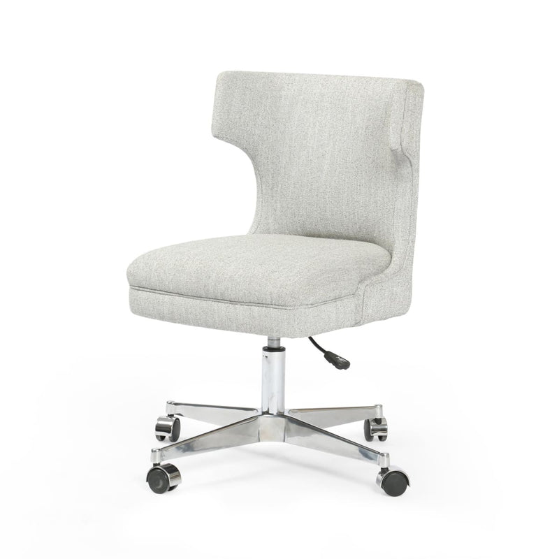 TESIA DESK CHAIR-MANOR GREY - CHAIR