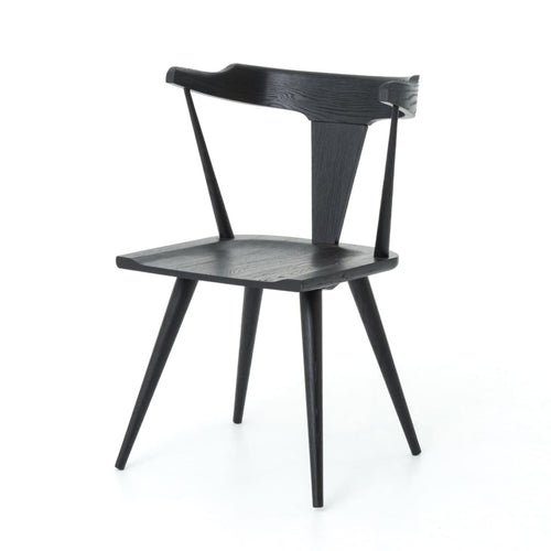 TORMAIGH DINING CHAIR-BLACK OAK - Dining chair