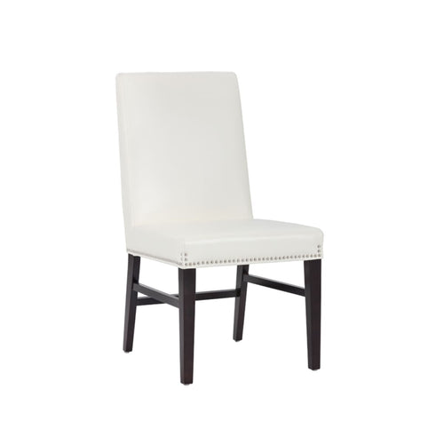 VALORA DINING CHAIR IVORY SET OF 2