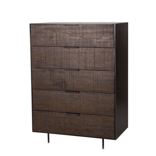 VITALY CHEST - 5 DRAWER - DRESSER