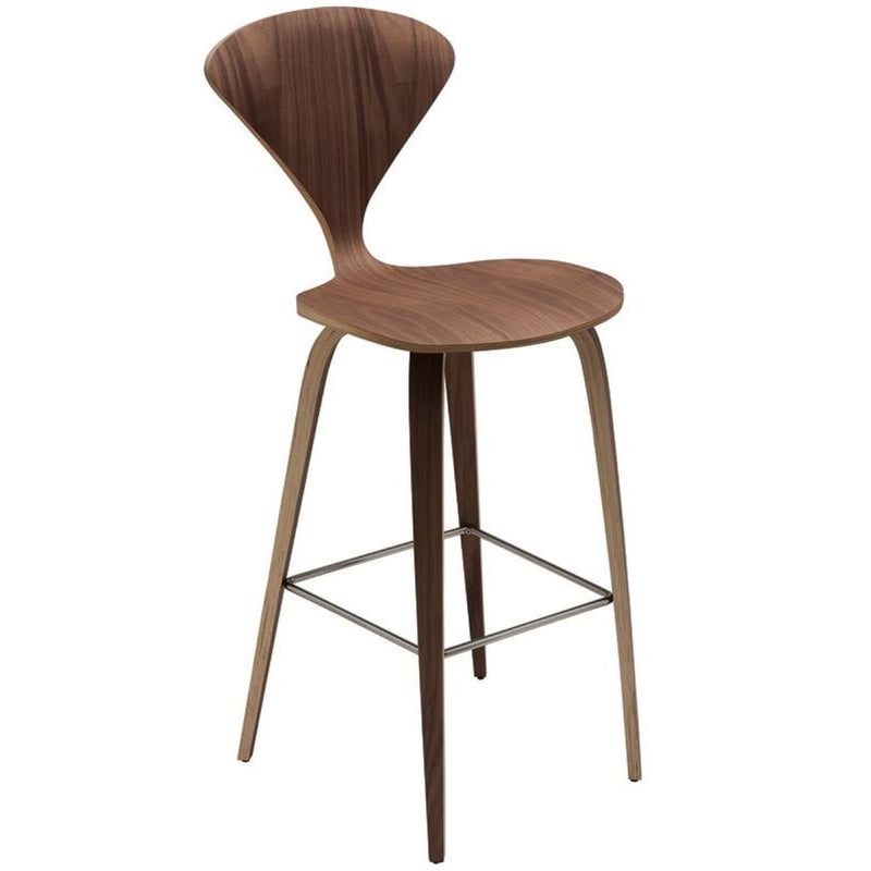WESTBY BAR STOOL WALNUT - Barstool