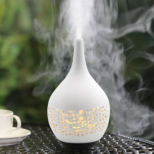 Teardrop -Cool Elegance Ultrasonic Diffuser