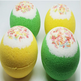 Sprinkle Bath Bombs - Natural Essences