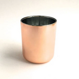 Soy Candle - Rose Gold Glassware - Natural Essences