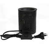 Raindrops Melt Warmer Black - Natural Essences