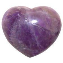 Amethyst Heart - Natural Essences