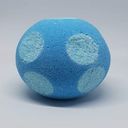 Colourful Dotted Bath Bomb - Natural Essences