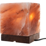 Cube - Himalayan Salt Lamp - Natural Essences