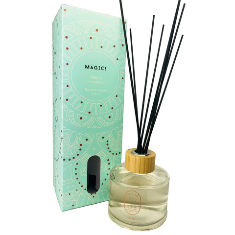 Reed diffuser-Fruity Essence - Natural Essences