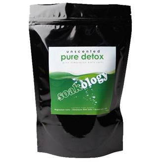 Bath Soak- Pure Detox - Natural Essences