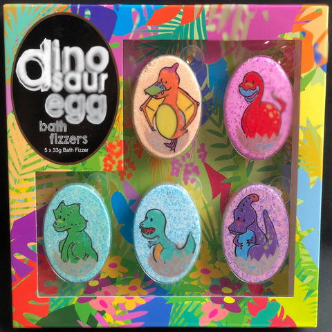 DINOSAUR EGG BATH FIZZERS- Wholesale Price