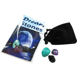 Dream Stones - Individual Pouch - Natural Essences