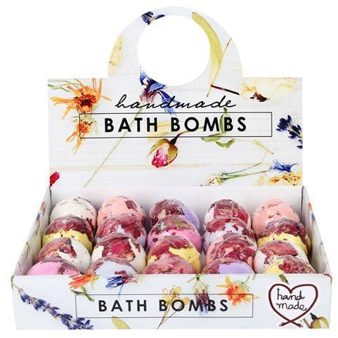 Flower Bath Bombs 20pc per Box